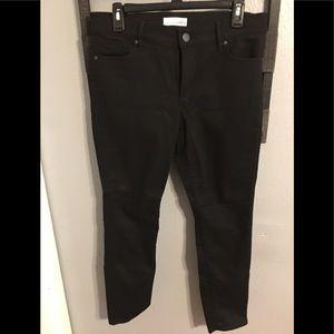Ann Taylor Loft Black Stretch Jeans